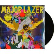 Lp Vinil Major Lazer Free The Universe