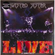 Lp Vinil Twisted Sister Live At Hammersmith