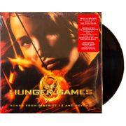 Lp Vinil The Hunger Games Jogos Vorazes