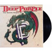 Lp Vinil Deep Purple The Battle Rages On