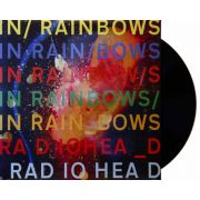 Lp Vinil Radiohead In Rainbows