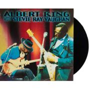 Lp Albert King With Stevie Ray Vaughan In Sessions