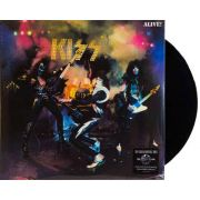 Lp Kiss Alive!