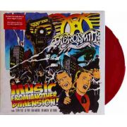 Lp Aerosmith Music From Another Dimension