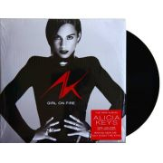 Lp Alicia Keys Girl On Fire