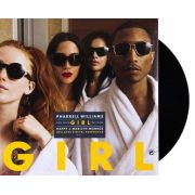 Lp Vinil Pharrell Williams Girl
