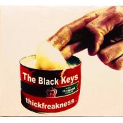 Cd The Black Keys Tchickfreakness