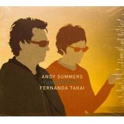 Cd Andy Summers & Fernanda Takai Fundamental