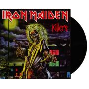 Lp Iron Maiden Killers