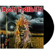 Lp Iron Maiden Primeiro