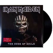 Lp Vinil Iron Maiden The Book Of Souls