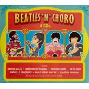 Cd Box Set Beatles 'N' Choro