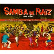 Cd Box Set Samba De Raiz Ao Vivo