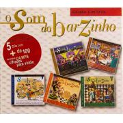 Cd Box Set Renato Vargas O Som Do Barzinho