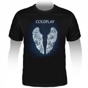 Camiseta Coldplay Ghost Stories