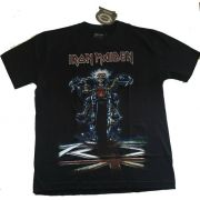 Camiseta Iron Maiden Dont Walk