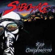 Lp Vinil Sabotage Rap É Compromisso