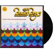 Lp The Beach Boys Thats Why God Made The Radio