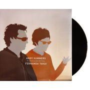 Lp Vinil Andy Summers & Fernanda Takai Fundamental