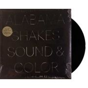 Lp Vinil Alabama Shakes Sound & Colour