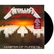 Lp Vinil Metallica Master Of Puppets