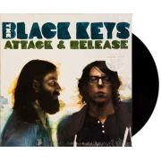 Lp Vinil The Black Keys Attack & Release