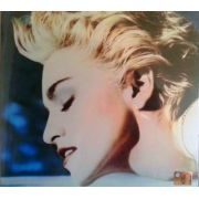Lp Madonna True Blue