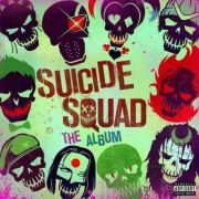 Cd Suicide Squad The Album Esquadrão Suicida
