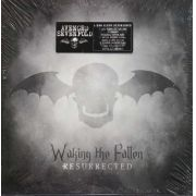 Lp Vinil+ Dvd Box Set Avenged Sevenfold Waking The Fallen