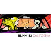 Cd Blink-182 California