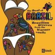 Cd The Beat Of Brazil Brazilian Grooves