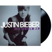 Lp Vinil Justin Bieber My World 2.0