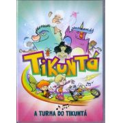Dvd A Turma Do Tikuntá