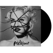 Lp Madonna Rebel Heart UK
