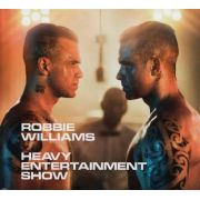 Cd Robbie Williams The Heavy Entertainment Show