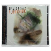 Cd David Bowie 1. Outside