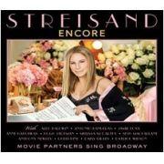 Cd Barbra Streisand Encore Movie Partners Sing Broadway