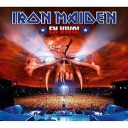 Cd Iron Maiden En Vivo!