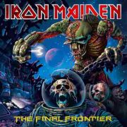 Cd Iron Maiden The Final Frontier