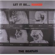Lp The Beatles Let It Be Naked