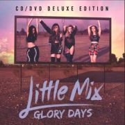 Cd + Dvd Little Mix Glory Days