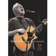 Dvd David Gilmour In Concert
