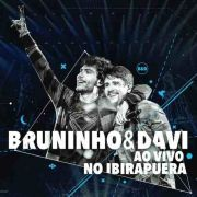 Dvd Bruninho & Davi Ao Vivo No Ibirapuera