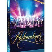 Dvd + Cd Adoradores 2