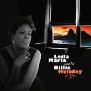Cd Leila Maria Canta Billie Holiday In Rio