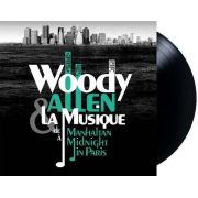 Lp Vinil Woody Allen De Manhattan A Midnight In Paris