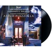 Lp Vinil Astor Piazzolla Sur Trilha Sonora