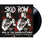 Lp Vinil Skid Row Rise Of The Domination Army