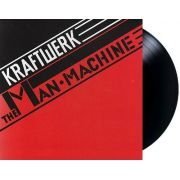 Lp Vinil Kraftwerk The Man Machine