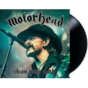 Lp Vinil Motorhead Clean Your Clock
